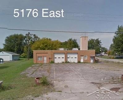 5176 East, Spaulding Twp, MI 48601 - MLS#: 61031338508