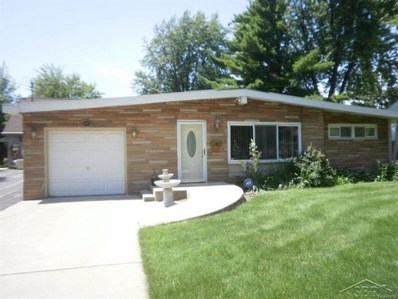 2515 Dow Pl., Saginaw, MI 48602 - MLS#: 61031338575