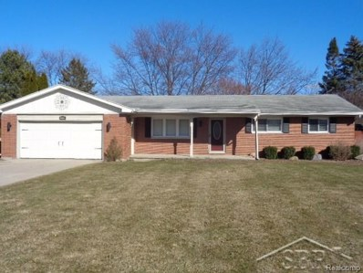3570 Whisper, Saginaw Twp, MI 48603 - MLS#: 61031338745