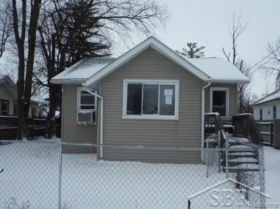 1934 Parkwood Ave, Saginaw, MI 48601 - MLS#: 61031338993