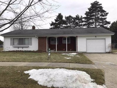 3041 Martz, Saginaw, MI 48602 - MLS#: 61031340580