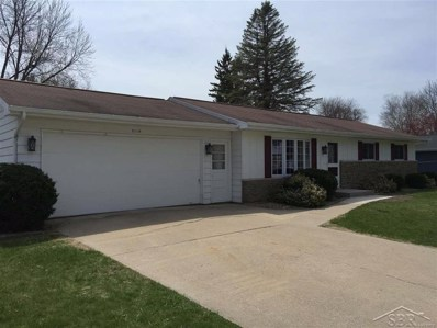 5119 N Kentford, Saginaw Twp, MI 48638 - MLS#: 61031345519