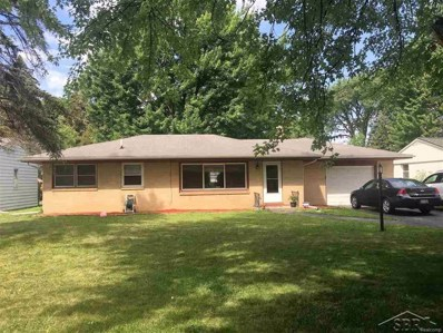 1721 Wilson Avenue, Saginaw Twp, MI 48603 - MLS#: 61031346252