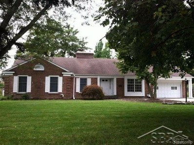 4355 Brockway, Saginaw Twp, MI 48638 - MLS#: 61031347509