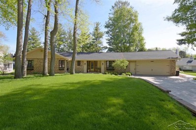 2822 Nottingham, Saginaw Twp, MI 48603 - MLS#: 61031348475