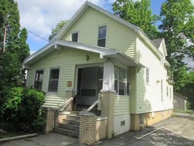 1415 Cherry St, Saginaw, MI 48601 - MLS#: 61031349006