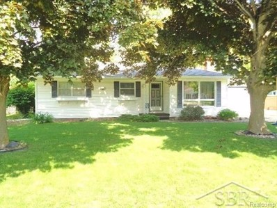 3339 Kettering, Saginaw Twp, MI 48603 - MLS#: 61031350026
