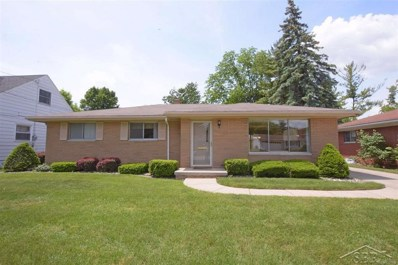2255 Trenton, Saginaw, MI 48602 - MLS#: 61031350575