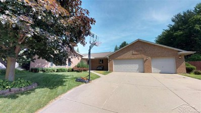 7724 N Angela, Thomas Twp, MI 48609 - MLS#: 61031351506