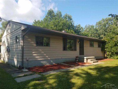 3063 Oakwood, Thetford Twp, MI 48420 - MLS#: 61031351963