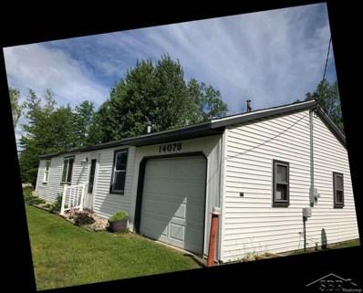 14078 Swan Creek Road, Fremont Twp, MI 48626 - MLS#: 61031352056
