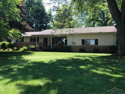 3671 Butternut, Saginaw Twp, MI 48604 - MLS#: 61031352173