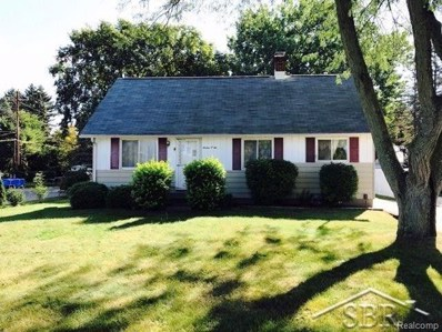 1606 N Center, Saginaw Twp, MI 48638 - MLS#: 61031352943