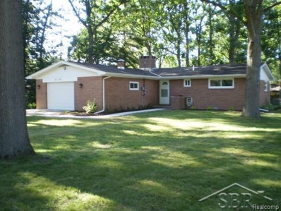8150 Evergreen Park Dr, Thomas Twp, MI 48609 - MLS#: 61031352985