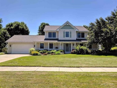 9151 Heatherfield, Thomas Twp, MI 48609 - MLS#: 61031353155