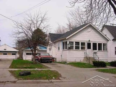 2037 Burt, Saginaw, MI 48601 - MLS#: 61031353235