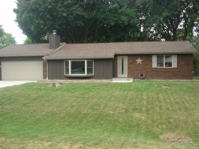 1351 Rainbow, Saginaw Twp, MI 48638 - MLS#: 61031354401