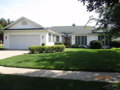 739 Country Lane, Frankenmuth, MI 48734 - MLS#: 61031356206