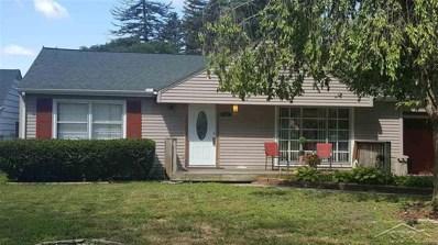 305 Garden Lane, Saginaw, MI 48602 - MLS#: 61031356520