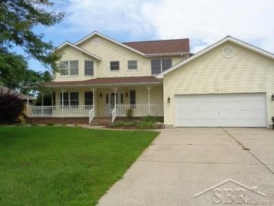 6876 Green Meadow, Saginaw Twp, MI 48603 - MLS#: 61031358652
