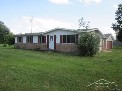 9595 S Fordney, Brant Twp, MI 48655 - MLS#: 61031358922
