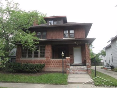 411 S Porter, Saginaw, MI 48602 - MLS#: 61031359940