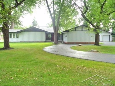 3727 Prairie Creek, Saginaw Twp, MI 48603 - MLS#: 61031359955