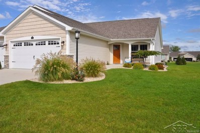 109 Tuscany Circle, Saginaw Twp, MI 48603 - MLS#: 61031359986