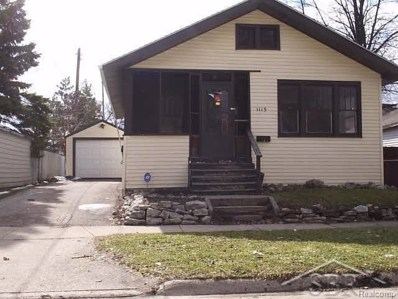 1115 Ames, Saginaw, MI 48602 - MLS#: 61031360221