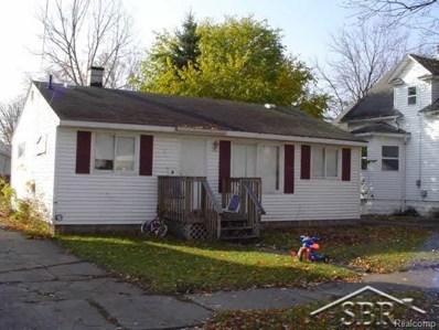 1723 Wood, Saginaw, MI 48602 - MLS#: 61031360351