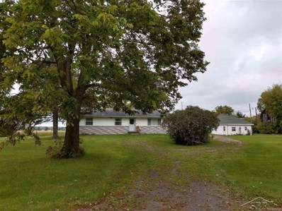 9215 Webster Rd., Tittabawassee Twp, MI 48623 - MLS#: 61031360708