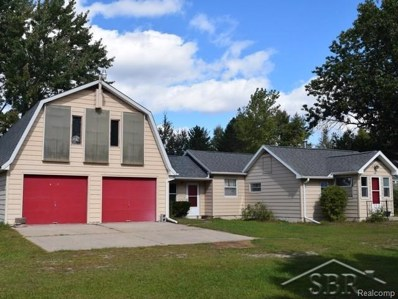 11780 Andrews, Swan Creek Twp, MI 48655 - MLS#: 61031361556