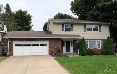 1854 W Packard, Saginaw Twp, MI 48638 - MLS#: 61031361641