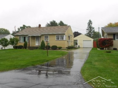 2095 Reinhardt, Saginaw Twp, MI 48604 - MLS#: 61031361701