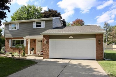 2813 Waterford Drive, Saginaw Twp, MI 48603 - MLS#: 61031361813