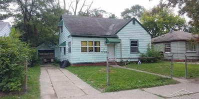 538 16TH, Saginaw, MI 48601 - MLS#: 61031362021