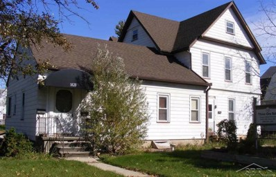1616 Court Street, Saginaw, MI 48602 - MLS#: 61031363228