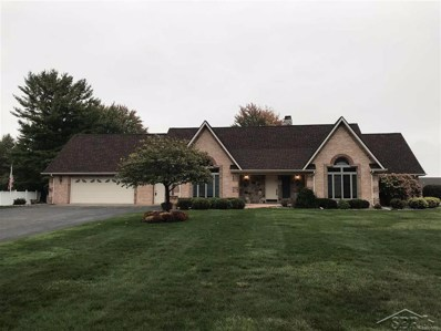 3920 Spring Lane, Saginaw Twp, MI 48603 - MLS#: 61031363401