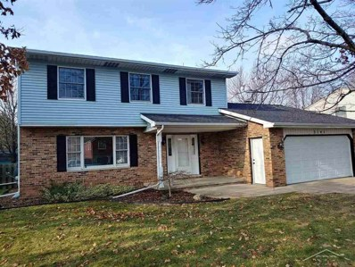 3141 W Wintergreen, Saginaw Twp, MI 48603 - MLS#: 61031364439