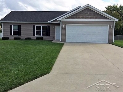 2223 Moonglow Court, Saginaw Twp, MI 48603 - MLS#: 61031364667