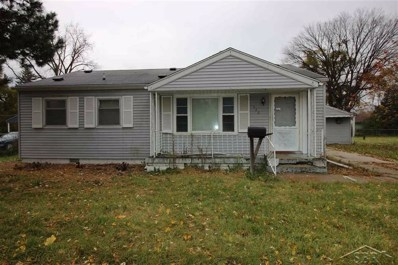 520 S 24TH St, Buena Vista Twp, MI 48601 - MLS#: 61031364840