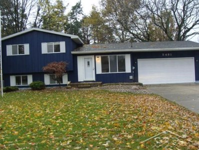 5481 Brockway Road, Saginaw Twp, MI 48638 - #: 61031365066