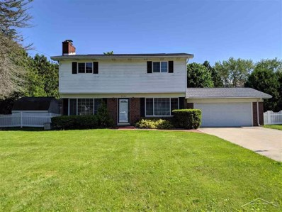 8839 Crooked Creek, Thomas Twp, MI 48609 - MLS#: 61031367298