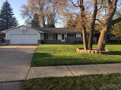4442 Shattuck, Saginaw Twp, MI 48603 - MLS#: 61031368431