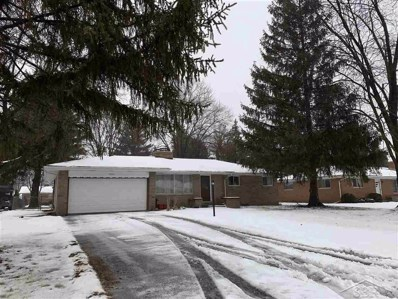 4340 Markham, Saginaw Twp, MI 48603 - MLS#: 61031371426