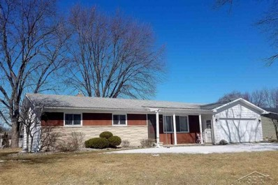 4400 Tiffton, Saginaw Twp, MI 48603 - MLS#: 61031373188