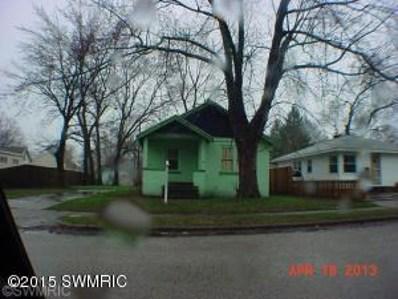 1127 E Dale Avenue, Muskegon, MI 49442 - #: 17055665