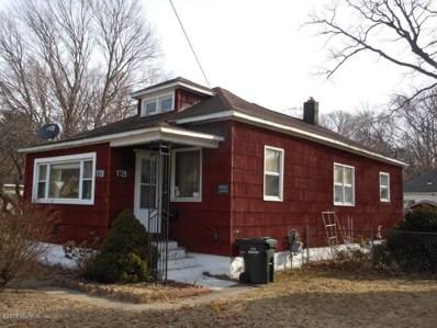 1728 Division Street, Muskegon, MI 49441 - #: 18010513