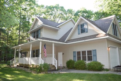 1424 Timber Ridge Drive, Manistee, MI 49660 - #: 18031253