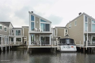 47 Harbor Isle Drive UNIT 47, New Buffalo, MI 49117 - #: 18047575